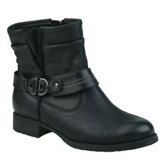 Planet Shoes Comfort Leather BUG Black
