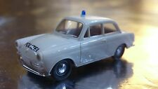 * Brekina 26101 VW 1500 White Police Vehicle Polizei x 1 1:87 HO Scale