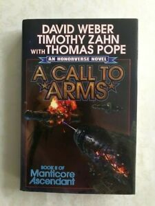 A Call to Arms by David Weber & Timothy Zahn with Thomas Pope (Hardback)