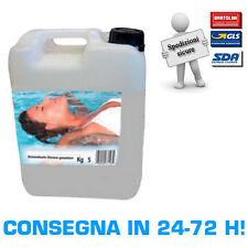 WATER SVERN Svernante Liquido Piscina 10 kg Manutenzione Invernale Acqua Inverno