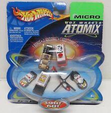 Micro Hot Wheels Atomix Street Fleet