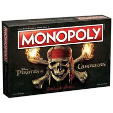 Pirates of the Caribbean Monopoly