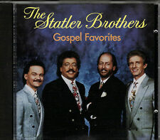 "THE STATLER BROTHERS.......""GOSPEL FAVORITES""........OOP GOSPEL CD"