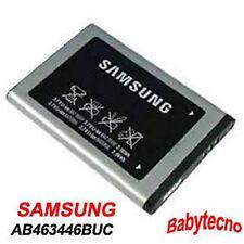 BATTERIA ORIGINALE AB463446BU SAMSUNG E2210 E1050 E1150 E2330 E250 E2530 E1080