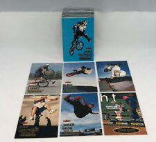 ADRENALINE (FLEER/2000) Complete GOLD FOIL PARALLEL Trading Card Set ROB DYRDEK