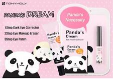 Panda Makeup Remover 5pcs / Eye Corrcetor 5pcs /Eye Patch 5pcs/ Total15 pcs New