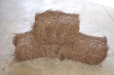 "Pine Straw Mulch Longleaf 12-14lbs Quality Bale ""Ready2Ship! Georgia Finest"
