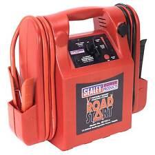 Sealey RoadStart Emergency Battery Power Pack 12/24V 3200/1600 Peak Amps - RS105