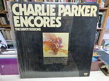 Charlie Parker : encores - the savoy sessions - savoy SJL 1107