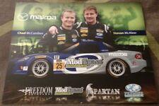 2016 Freedom Autosport #25 Mazda MX-5 Miata ST IMSA CTSC blankback postcard
