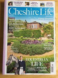 Cheshire Life Magazine May 2016 - Hoole, Warrington, Port Sunlight