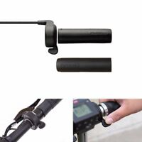 24-72V E-Bike Thumb Throttle (Wide Voltage Range Universal) For Ebike Conversion