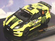 IXO 1/43 FORD FIESTA RS WRC #46 WINNER MONZA RALLY 2016 VALENTINO ROSSI RAM320