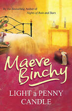Light A Penny Candle, By Maeve Binchy,in Used but Acceptable condition