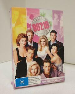 Beverly Hills 90210 Season 3 The Complete Third Series (DVD 8-Disc) Region 4