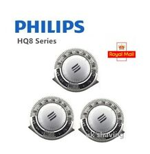 3 x Quality Philips Norelco Replacement HQ8 Shaver Head Razor Head Blades Cutter