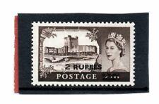 British Postal Agencies Qe2 1960-61, 2r. on 2s.6d sg 92 Lh.Mint