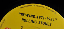 Rolling Stones Rewind orig Indian Andys import minty HEAR Syd Barrett link