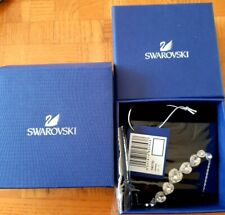 Swarovski Crystal Heart Rhodium plated NOUBA Necklace 1082753. New in Box