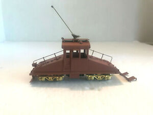 "H0 SCALE BRASS SUYDAM - PACIFIC ELECTRIC ""ELECTRA"" SWITCHER"