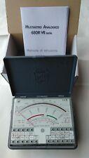 Tester ICE 680R VII serie - Multimetro professionale