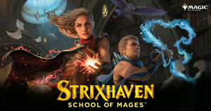 **Bundle Battle** Strixhaven: School of Mages PLEASE READ #8-2 -DeathCoronaNerd-