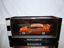 MINICHAMPS BMW 320i E36 STW 1998 - PRINZ V. BAYERN JAGERMEISTER 1:43 - EXCELLENT