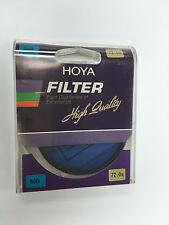 Hoya 72mm 80B Filter