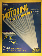 The NEW MOTORING ENCYCLOPEDIA - 1937 - Part 16 - Horizontally-Opposed Engine