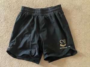 Hyperfly Icon Combat Shorts - Black and Gold size 32