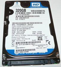 """Western Digital 320 GB  2.5"""" SATA Laptop Hard Drive - WD3200BEVS"""