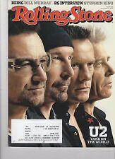 ROLLING STONE - Issue 1221 - Nov 6, 2014 - U2 Cover - Bono, Edge, Bill Murray,
