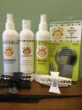 DIY Professional Head Lice Removal Kit  Enough Product For 2-4 Full Treatments*