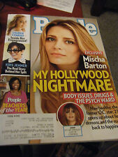 People Magazine - Mischa Barton Cover - October 28, 2013