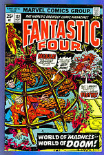 FANTASTIC FOUR # 152  - Marvel 1974 (fn+)