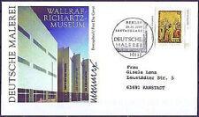 BRD 2005: Deutsche Malerei! FDC Nr. 2437 mit Berliner Sonderstempel! Gelaufen!