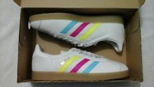 ADIDAS GAZELLE (Color Stripe) sizes 9, 9.5