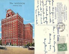 USA New Jersey - Atlantic City - The Madison YEAR 1944 WITH CARS (A-L 122)