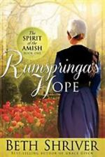 NEW - Rumspringa's Hope (Spirit of the Amish) by Shriver, Beth