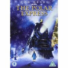 The Polar Express Dvd Tom Hanks Brand New & Factory Sealed