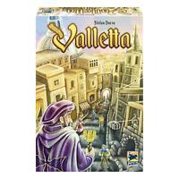 Schmidt Spiele Valletta, Kartenspiel, Gesellschaftsspiel, 2 bis 4 Spieler, 48272