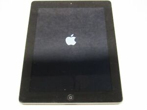 """Apple iPad A1395 2nd Generation Black 9.7"""" 16GB Touchscreen iPad/Tablet *Tested*"""