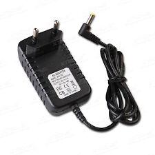 EU 2Pin AC/DC Power Supple Adapter Plug 1A 12V For Car Headrest DVD Player HD101