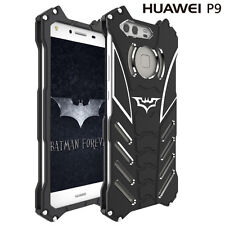 Brand New R-JUST Batman Metal Aluminum Shockproof Case Cover For HUAWEI P9
