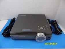 PANASONIC PT-L500U HD LCD Projector 720p Repair AS IS