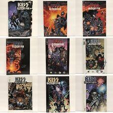 Image Comics KISS Psycho Circus #8,11,12,13,14,15,21,22,23 Comic Books lot of 9