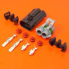 Genuine DELPHI 2 Way Metri-Pack Sealed 630 Series 46 AMP Automotive Connector