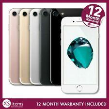 Apple iPhone 7 - 32GB-Teléfono inteligente desbloqueado Sim Gratis EE Colores grados