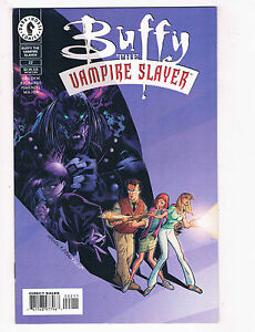 Buffy The Vampire Slayer #22 FN/VF Dark Horse Art Cover Comic Book 2000 DE29