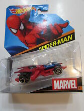 Hot Wheels Marvel Spider-Man #4